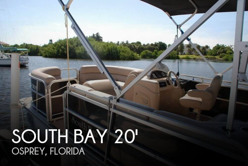 Used South Bay Boats For Sale by owner | 2015 South Bay 20