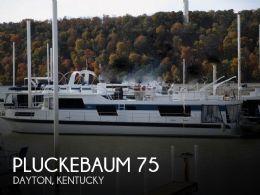 1978 Pluckebaum 75 Baymaster