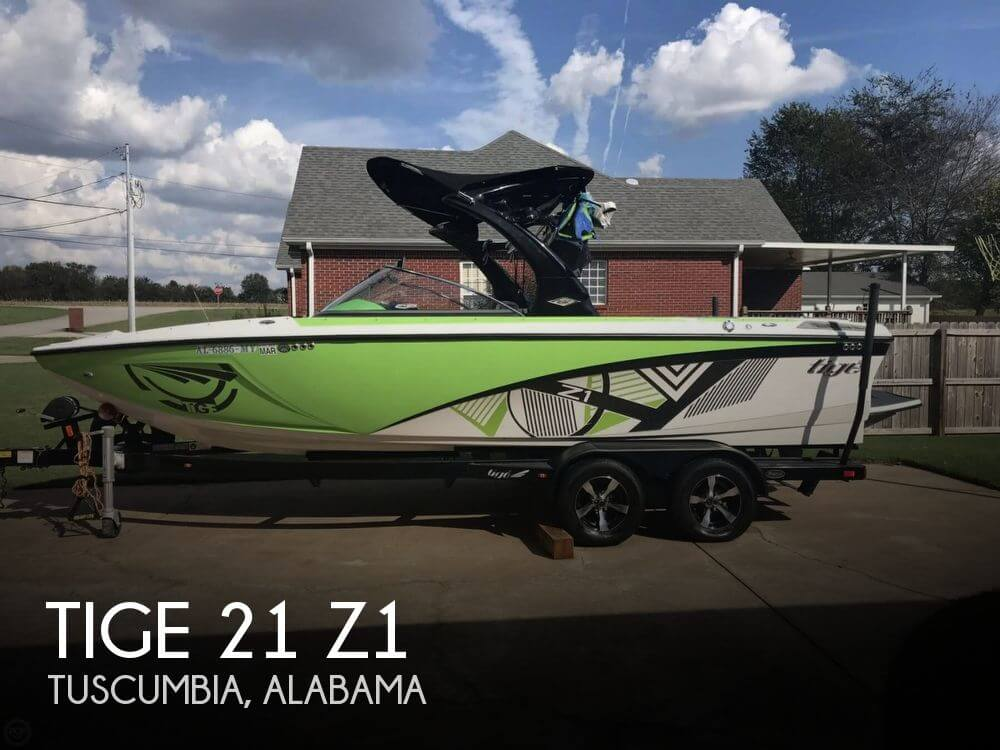 Used Tige Boats For Sale by owner | 2014 Tige 21