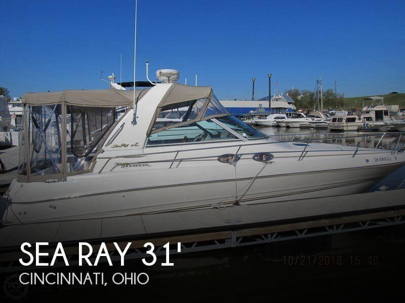 Used Boats For Sale in Dayton, Ohio by owner | 1998 Sea Ray 31