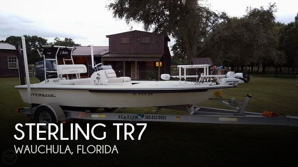 Used Sterling Boats For Sale by owner | 2009 Sterling 17