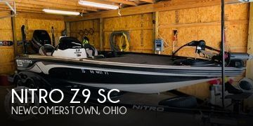 Used Boats For Sale in Canton, Ohio by owner | 2015 Nitro 21
