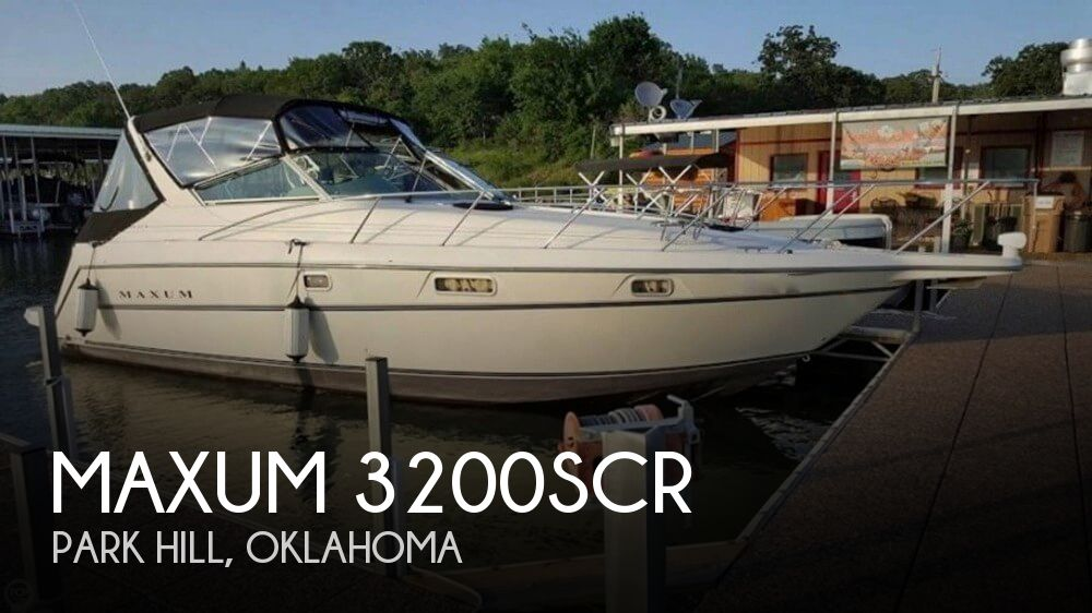 Used Boats For Sale in Fort Smith, Arkansas by owner | 1996 Maxum 35