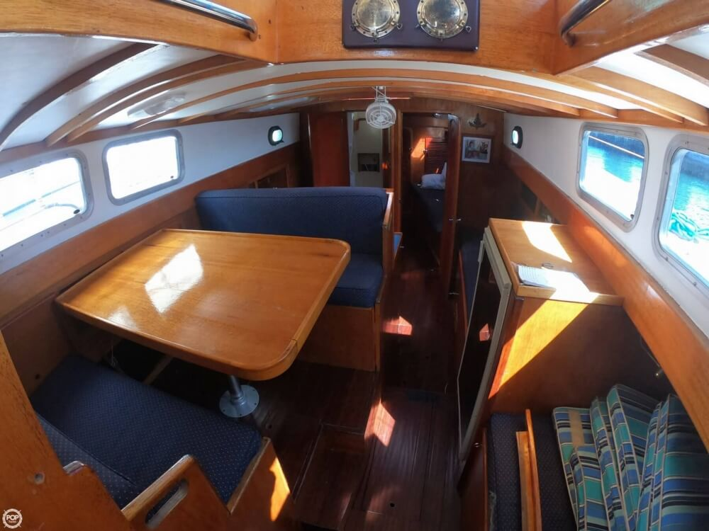 1972 Ta Chiao boat for sale, model of the boat is Formosa 45 Ketch & Image # 3 of 40