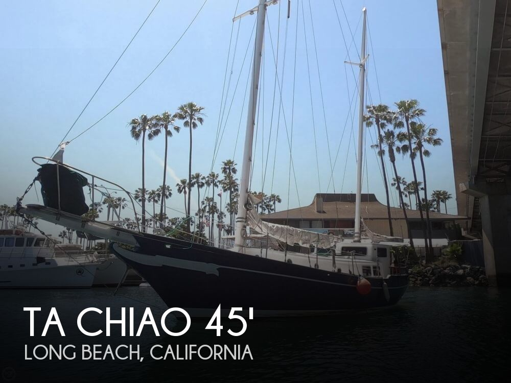 1972 Ta Chiao boat for sale, model of the boat is Formosa 45 Ketch & Image # 1 of 40