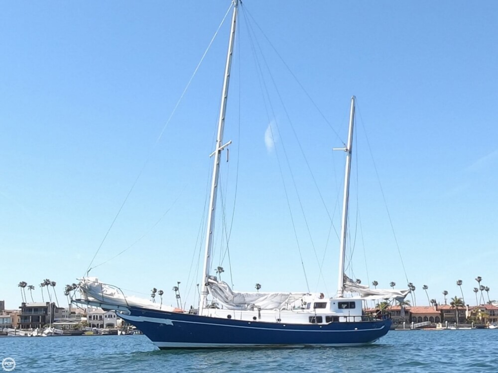 1972 Ta Chiao boat for sale, model of the boat is Formosa 45 Ketch & Image # 5 of 40