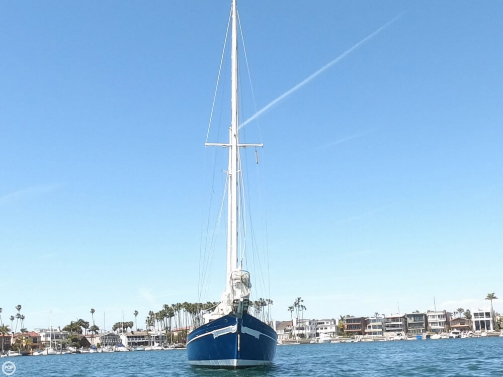 1972 Ta Chiao boat for sale, model of the boat is Formosa 45 Ketch & Image # 6 of 40