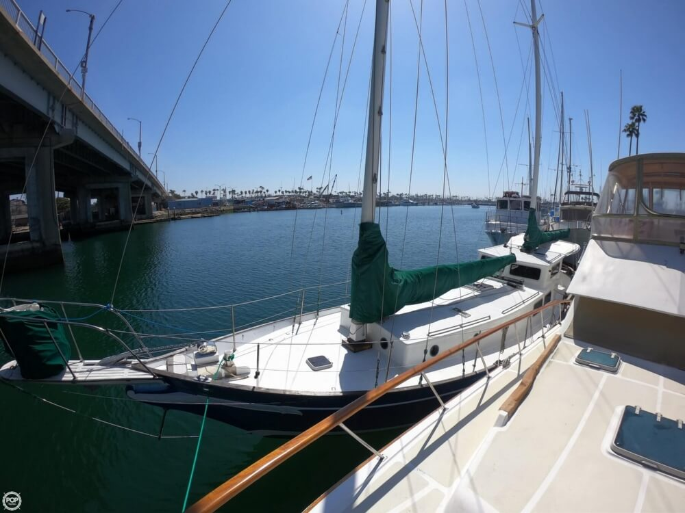 1972 Ta Chiao boat for sale, model of the boat is Formosa 45 Ketch & Image # 7 of 40