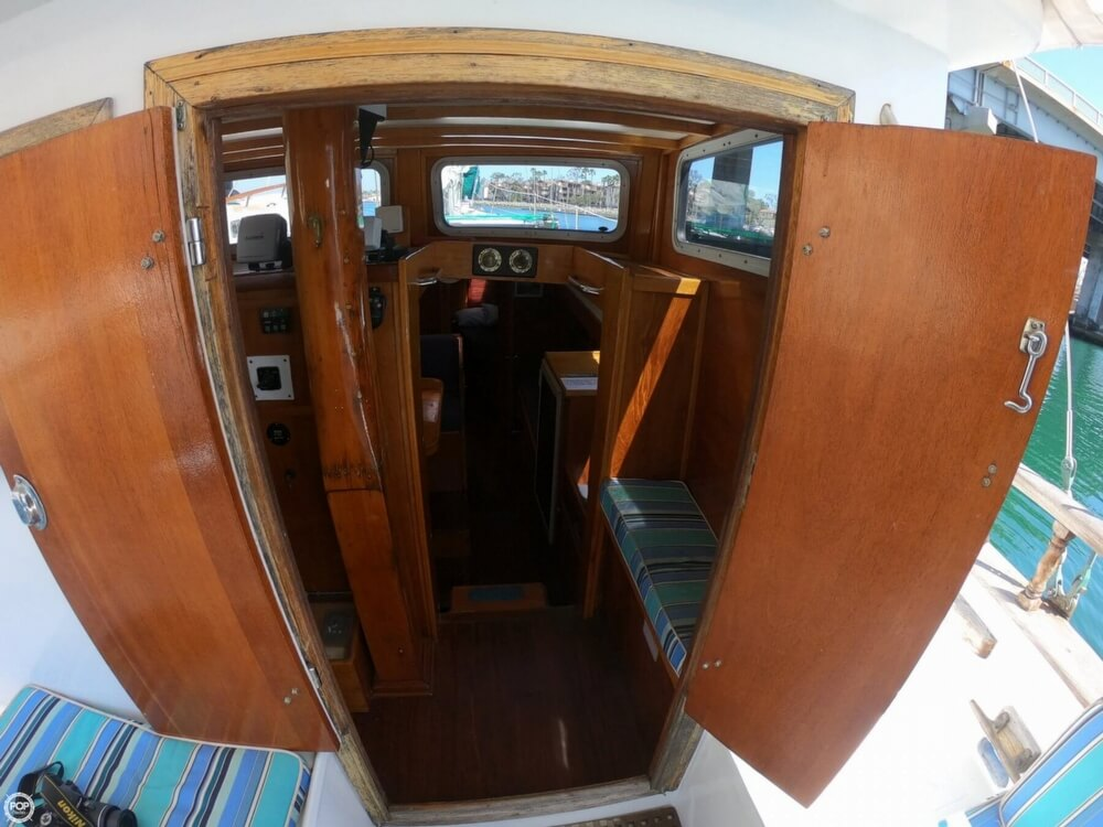 1972 Ta Chiao boat for sale, model of the boat is Formosa 45 Ketch & Image # 8 of 40