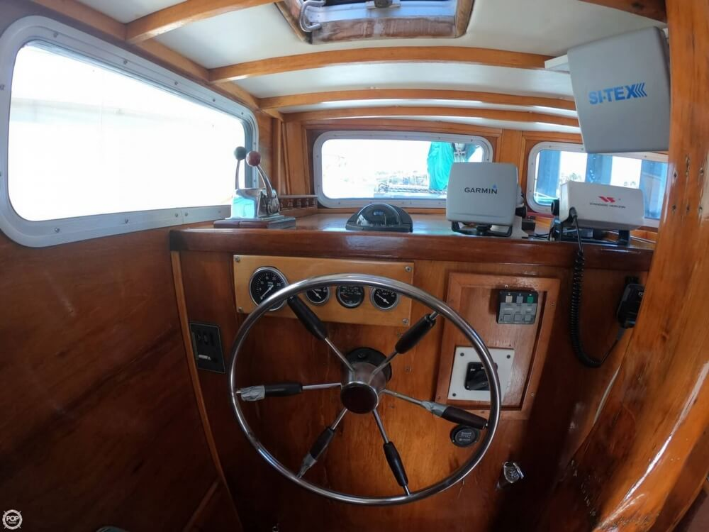 1972 Ta Chiao boat for sale, model of the boat is Formosa 45 Ketch & Image # 10 of 40