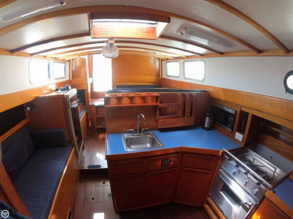 1972 Ta Chiao boat for sale, model of the boat is Formosa 45 Ketch & Image # 14 of 40