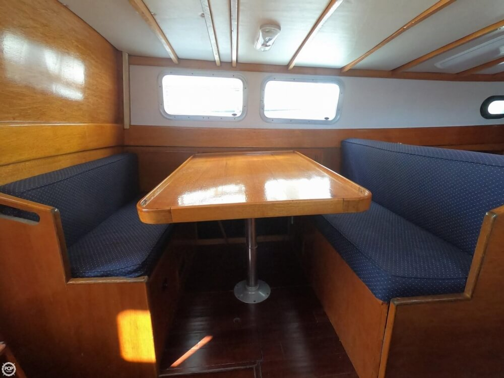 1972 Ta Chiao boat for sale, model of the boat is Formosa 45 Ketch & Image # 15 of 40
