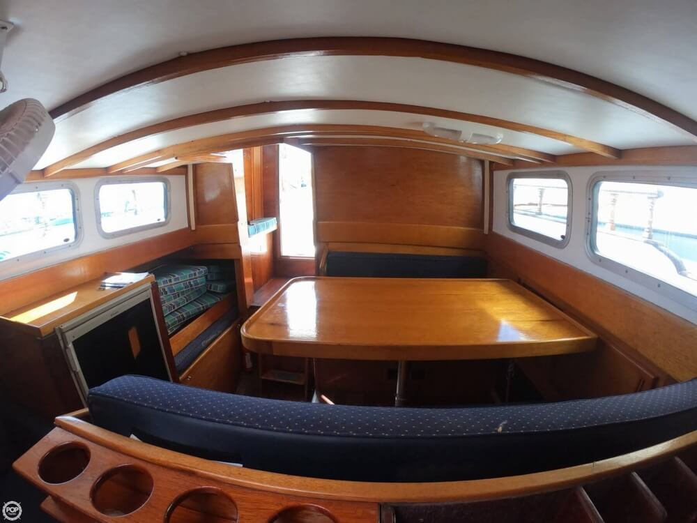 1972 Ta Chiao boat for sale, model of the boat is Formosa 45 Ketch & Image # 17 of 40