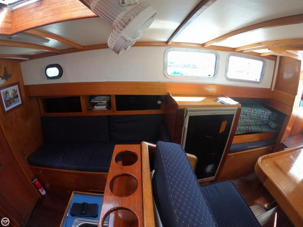 1972 Ta Chiao boat for sale, model of the boat is Formosa 45 Ketch & Image # 18 of 40