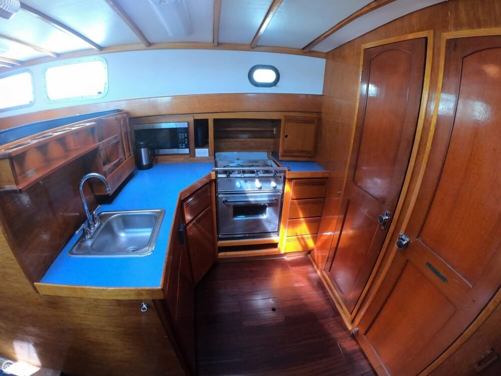 1972 Ta Chiao boat for sale, model of the boat is Formosa 45 Ketch & Image # 22 of 40