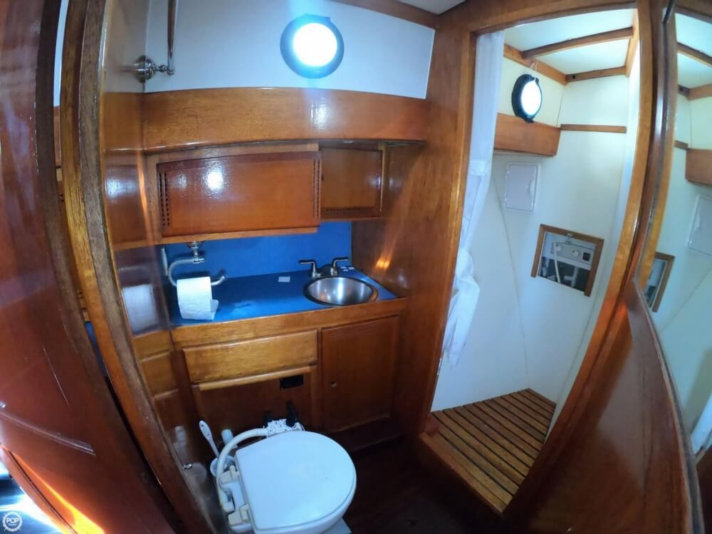 1972 Ta Chiao boat for sale, model of the boat is Formosa 45 Ketch & Image # 30 of 40