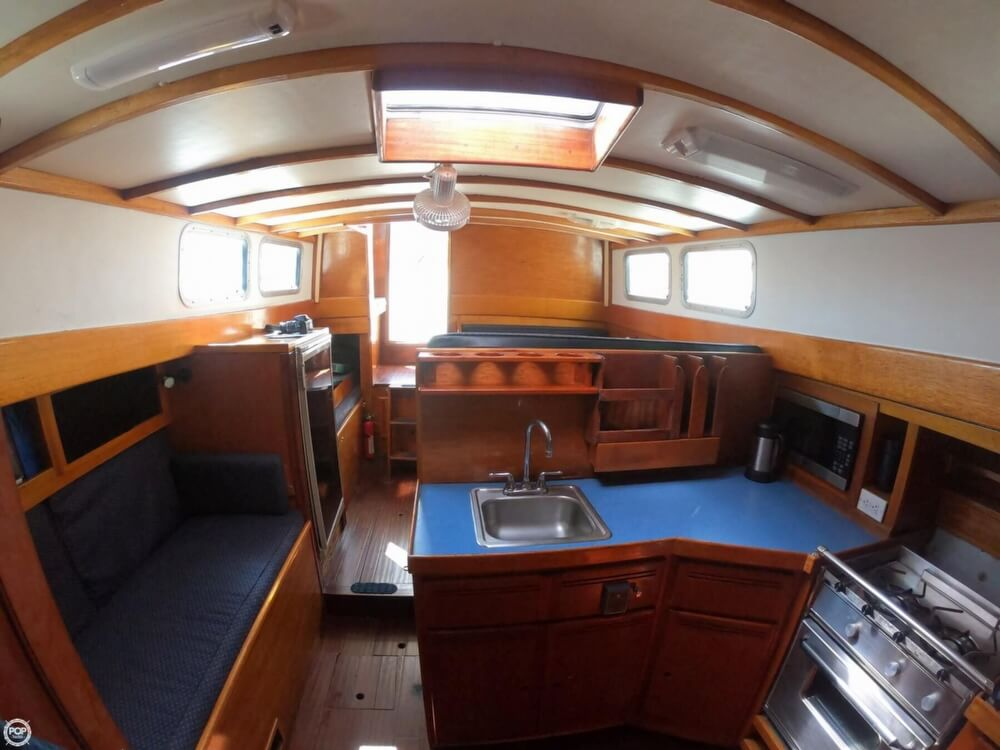1972 Ta Chiao boat for sale, model of the boat is Formosa 45 Ketch & Image # 32 of 40
