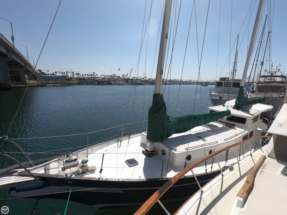 1972 Ta Chiao boat for sale, model of the boat is Formosa 45 Ketch & Image # 39 of 40