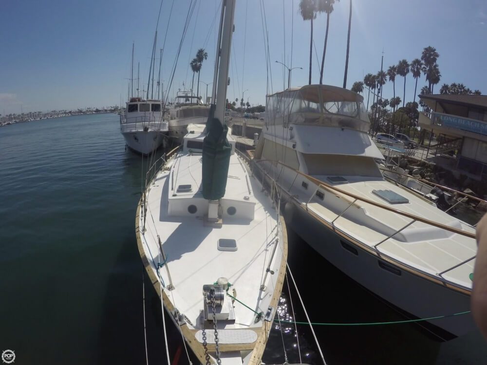 1972 Ta Chiao boat for sale, model of the boat is Formosa 45 Ketch & Image # 40 of 40