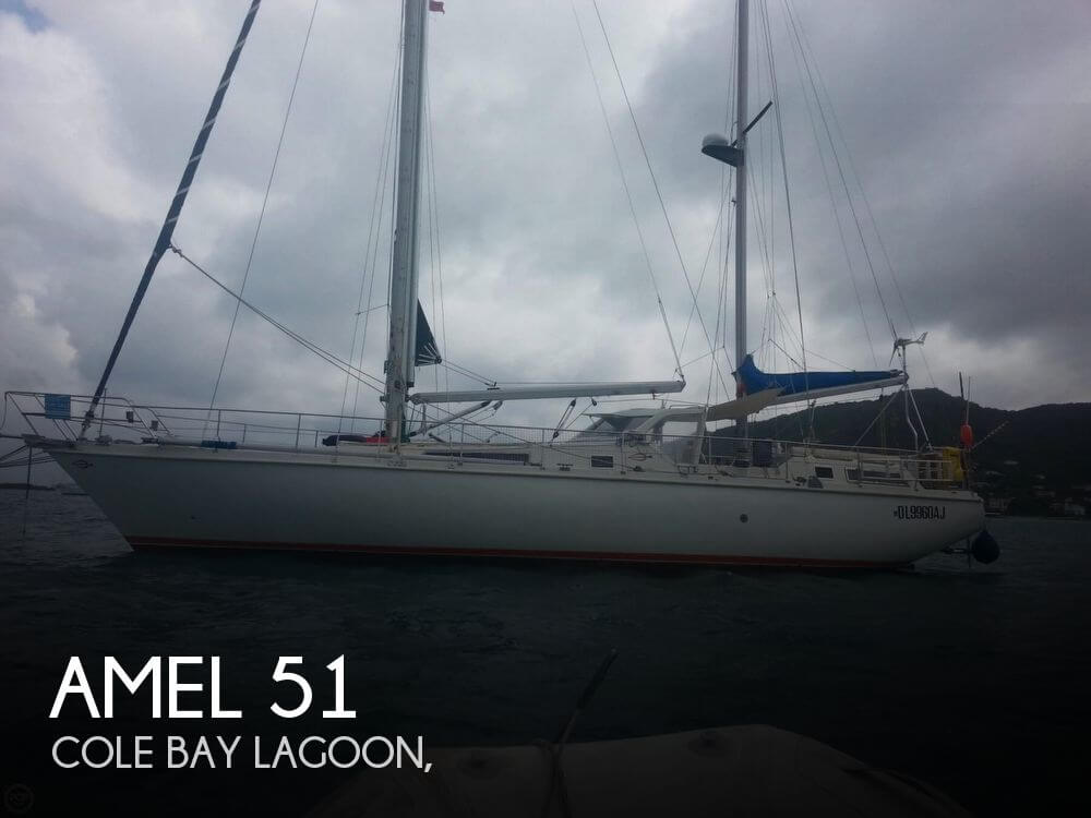 Used Boats For Sale in St Martin by owner | 1982 Amel 51