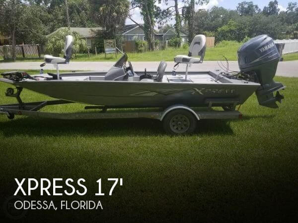 Used Xpress Boats For Sale by owner | 2004 Xpress Hydra Express 17