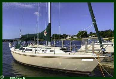 Catalina 34 Tall Rig, 34, for sale
