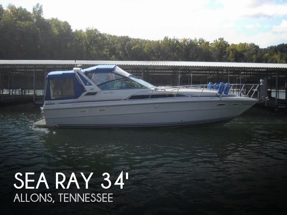 1988 Sea Ray 340 Sundancer For Sale