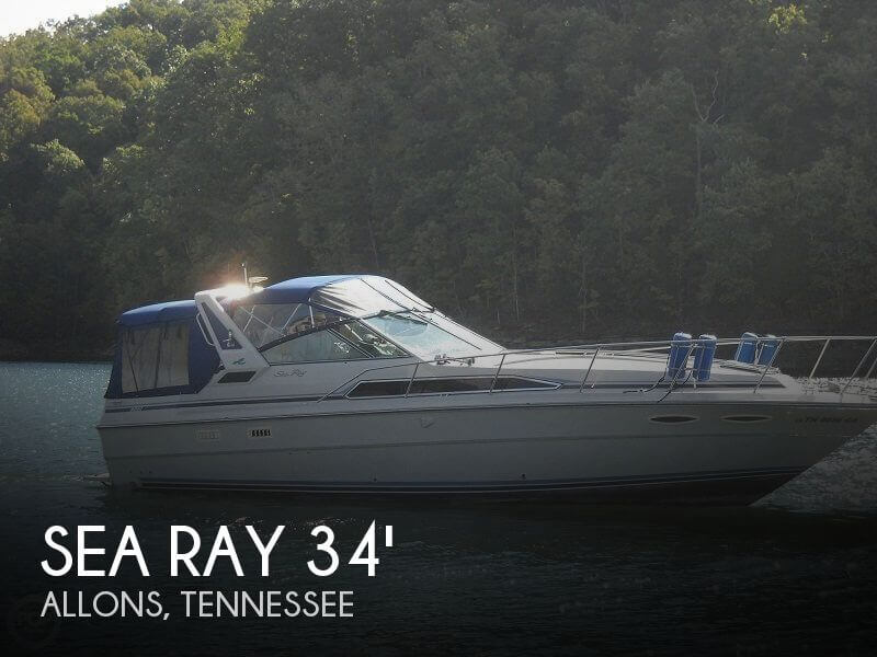 Used Sea Ray 34 Boats For Sale by owner | 1988 Sea Ray 34