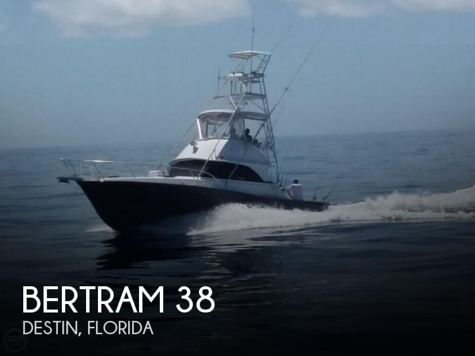Used BERTRAM Fishing boats For Sale in Florida by owner | 1973 Bertram 38