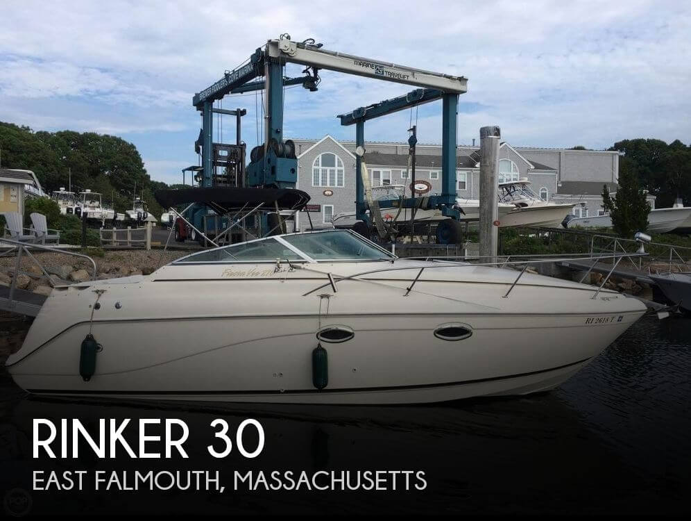 Used Rinker 30 Boats For Sale by owner | 2001 Rinker 30
