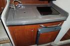 Fridge/freezer, Sink
