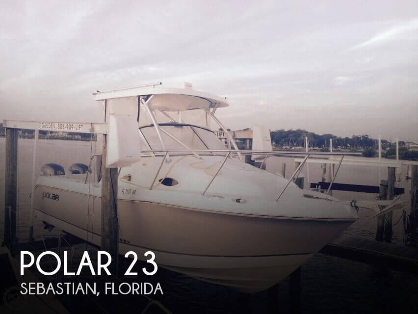 Used Polar Boats For Sale by owner | 2008 Polar 23