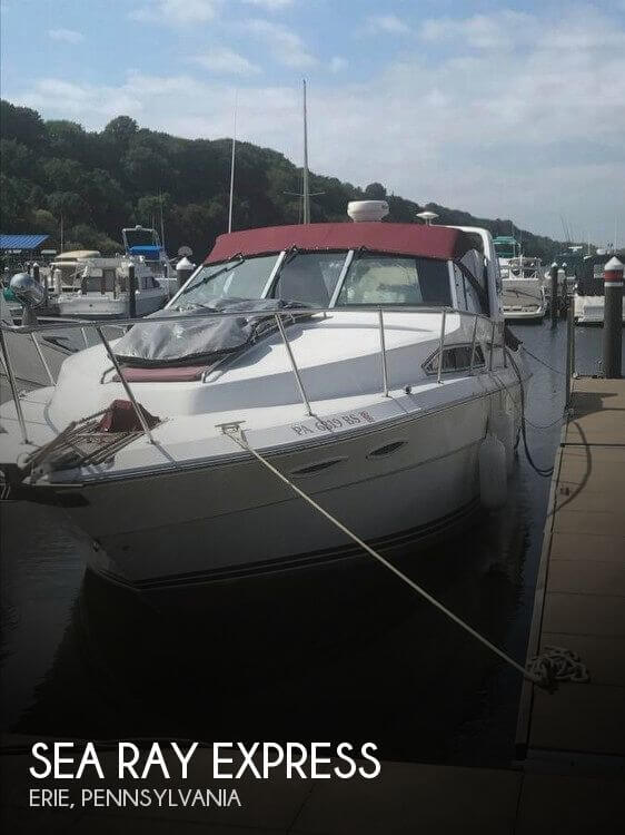 Used Boats For Sale by owner | 1988 Sea Ray 34