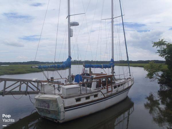 1984 Sea Finn 411 Motorsailer - #$LI_INDEX