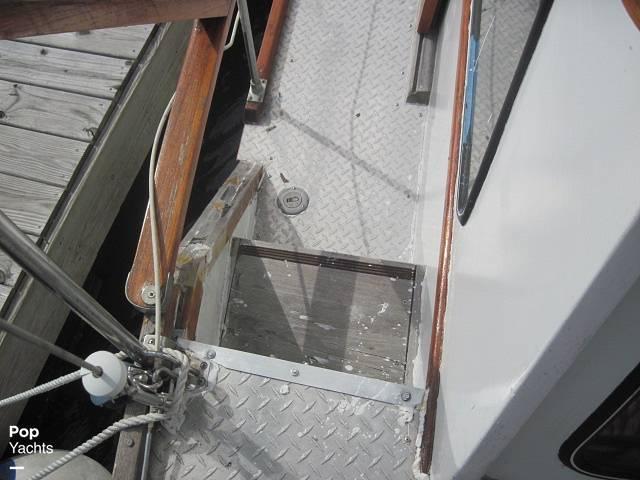 1984 Sea Finn boat for sale, model of the boat is 411 Motorsailer & Image # 8 of 40
