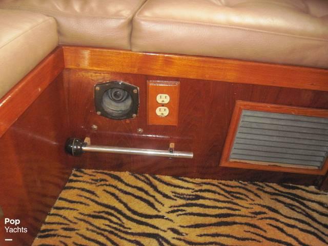 1984 Sea Finn boat for sale, model of the boat is 411 Motorsailer & Image # 21 of 40
