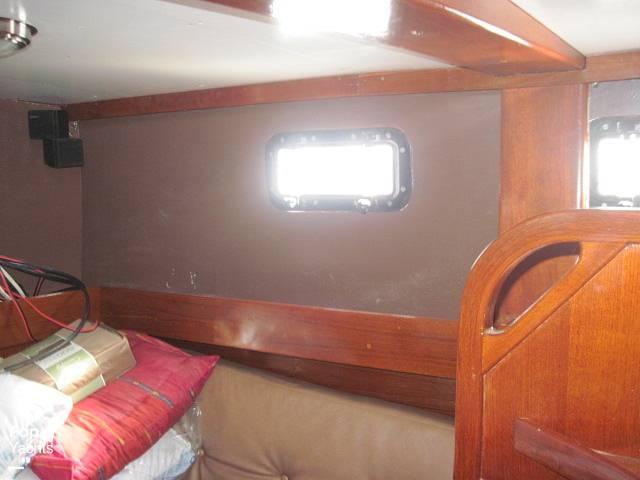 1984 Sea Finn boat for sale, model of the boat is 411 Motorsailer & Image # 24 of 40