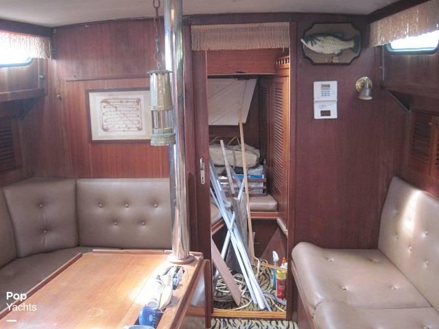 1984 Sea Finn boat for sale, model of the boat is 411 Motorsailer & Image # 34 of 40