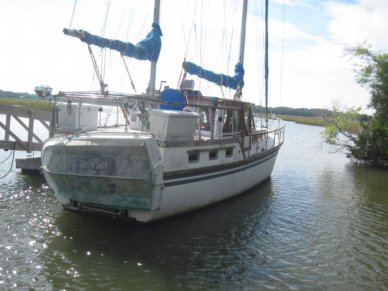 Sea Finn 411 Motorsailer, 40', for sale - $95,000