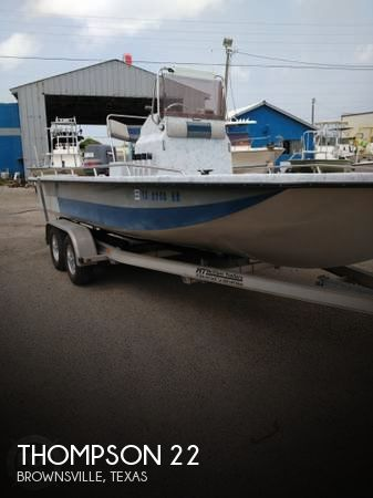 Used Boats For Sale in McAllen, Texas by owner | 1990 Thompson 22