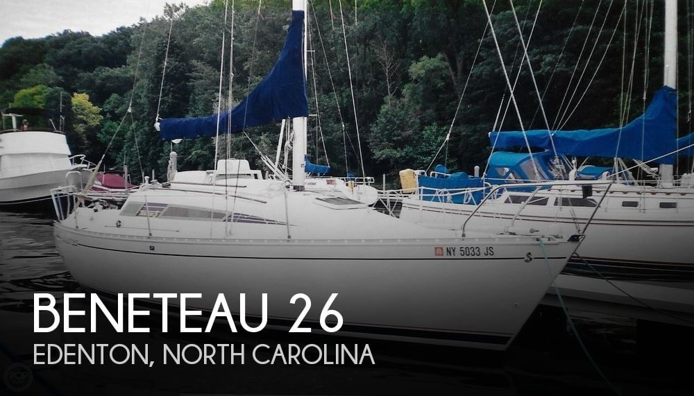 Used Sailboats For Sale by owner | 1987 Beneteau 26