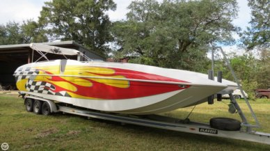 Advantage 34 Party Cat TRX, 34, for sale