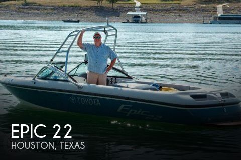 Used Epic Boats For Sale by owner | 1999 Epic 22