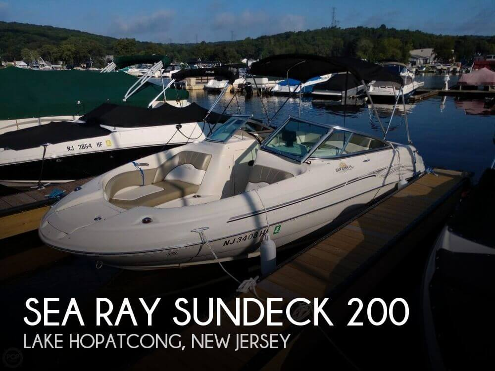 Used Sea Ray 21 Boats For Sale by owner | 2006 Sea Ray 21
