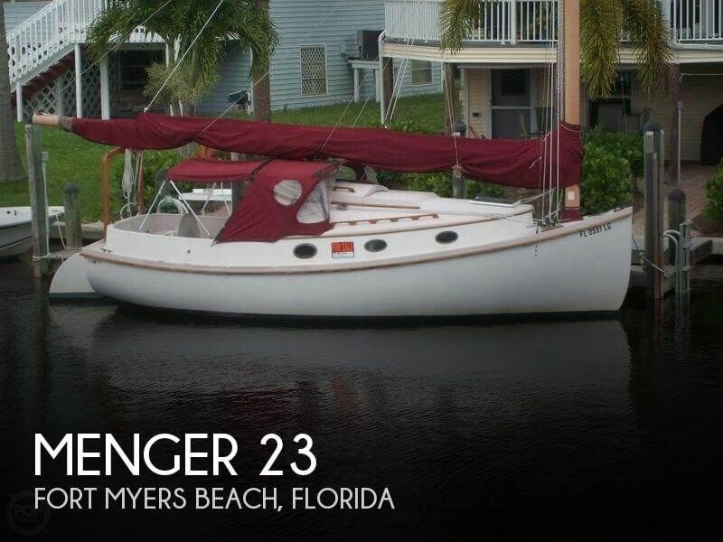 Used Menger Boats For Sale by owner | 2000 Menger 23