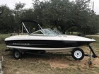2011 Bayliner 175, Bimini, Walk Through Windshield