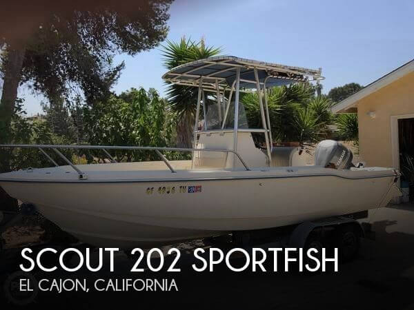 Used Scout Boats For Sale by owner | 1999 Scout 19
