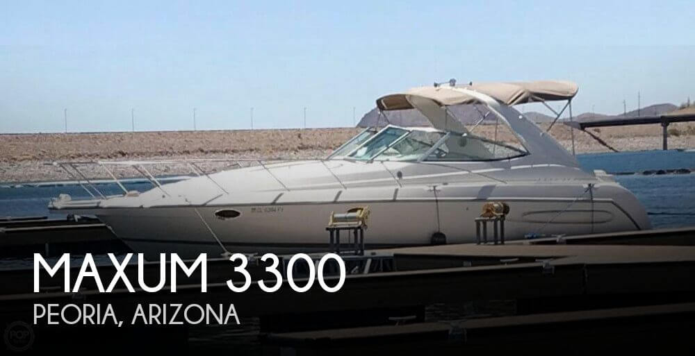 Used Boats For Sale in Phoenix, Arizona by owner | 2000 Maxum 35