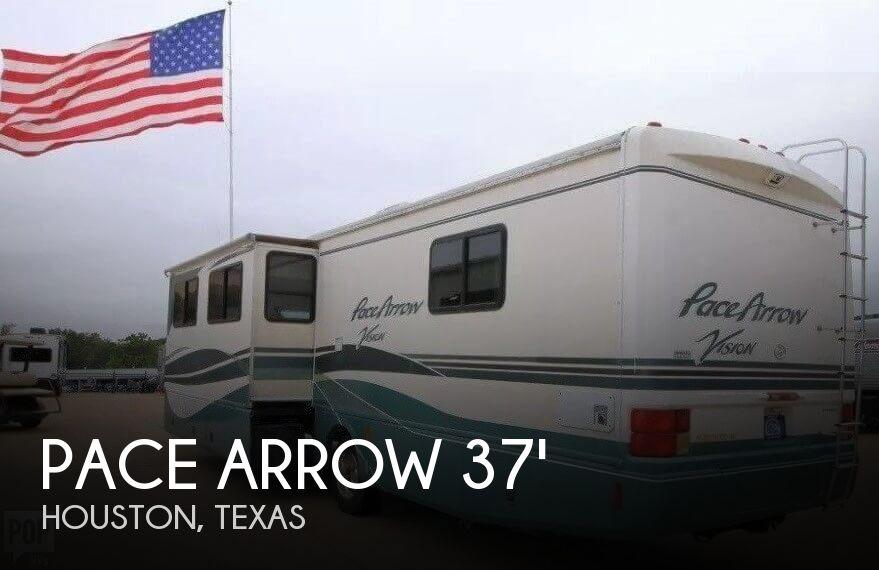 2000 Fleetwood Pace Arrow Vision 37S