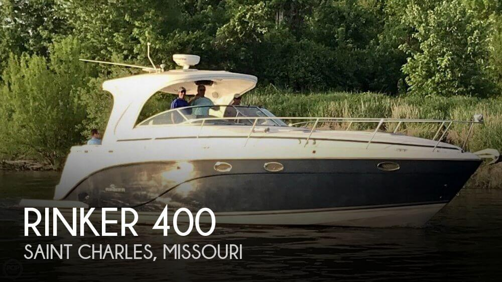 Used Boats For Sale in Missouri by owner | 2008 Rinker 41